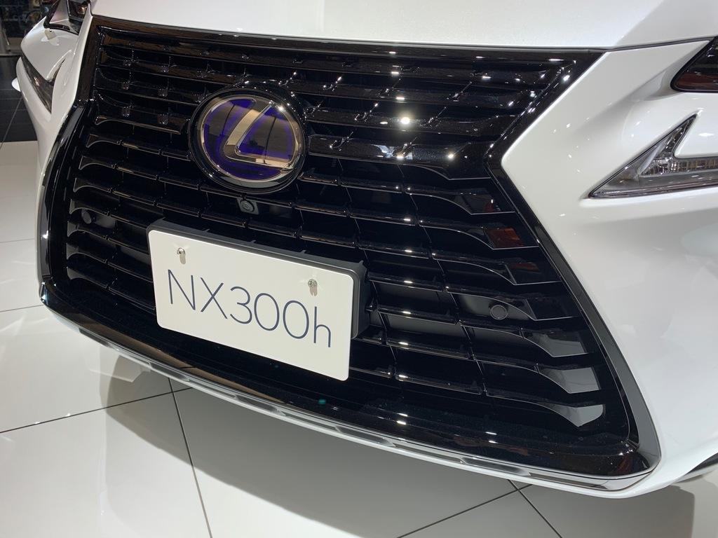 レクサス nx フル モデル チェンジ